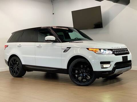 2015 Land Rover Range Rover Sport for sale at Texas Prime Motors in Houston TX