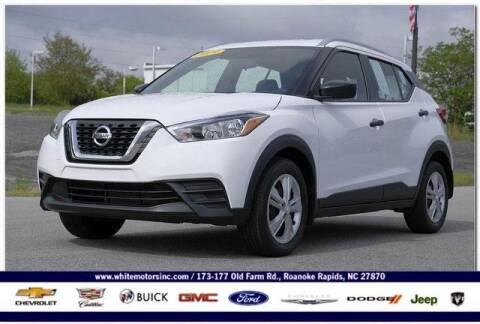 2019 Nissan Kicks for sale at WHITE MOTORS INC in Roanoke Rapids NC
