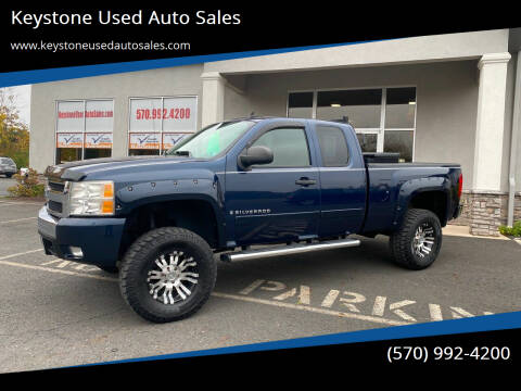 2008 Chevrolet Silverado 1500 for sale at Keystone Used Auto Sales in Brodheadsville PA