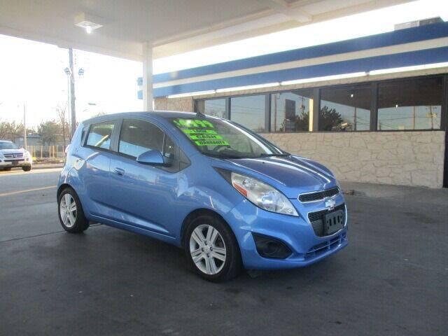 2013 Chevrolet Spark for sale at CAR SOURCE OKC - CAR ONE in Oklahoma City OK
