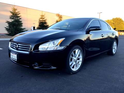 2014 Nissan Maxima for sale at 707 Motors in Fairfield CA