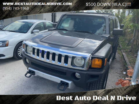 2009 HUMMER H3 for sale at Best Auto Deal N Drive in Hollywood FL