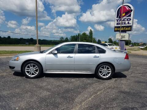 2012 Chevrolet Impala for sale at MnM The Next Generation in Jefferson City MO