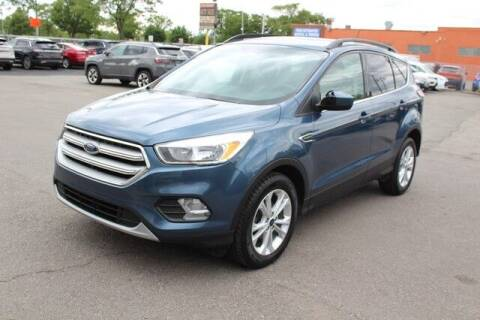 2018 Ford Escape for sale at Road Runner Auto Sales WAYNE in Wayne MI