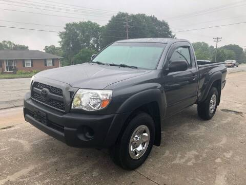 2011 Toyota Tacoma for sale at E Motors LLC in Anderson SC