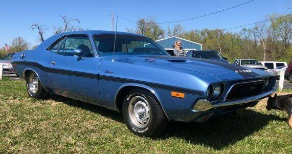 1974 Dodge Challenger for sale at Fair & Friendly Car & Truck Sales in Foristell MO