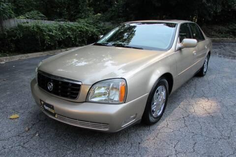 2005 Cadillac DeVille for sale at AUTO FOCUS in Greensboro NC