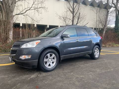 2010 Chevrolet Traverse for sale at Trucks Plus in Seattle WA