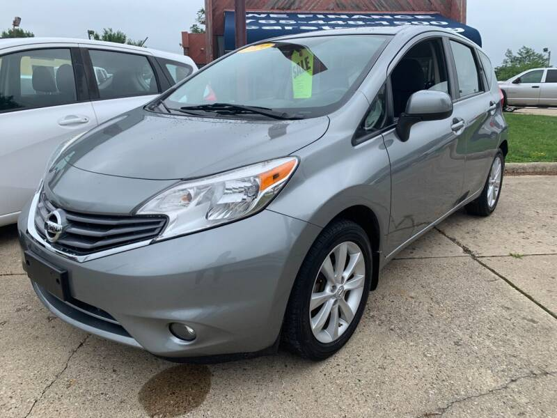 2014 Nissan Versa Note for sale at Cars To Go in Lafayette IN