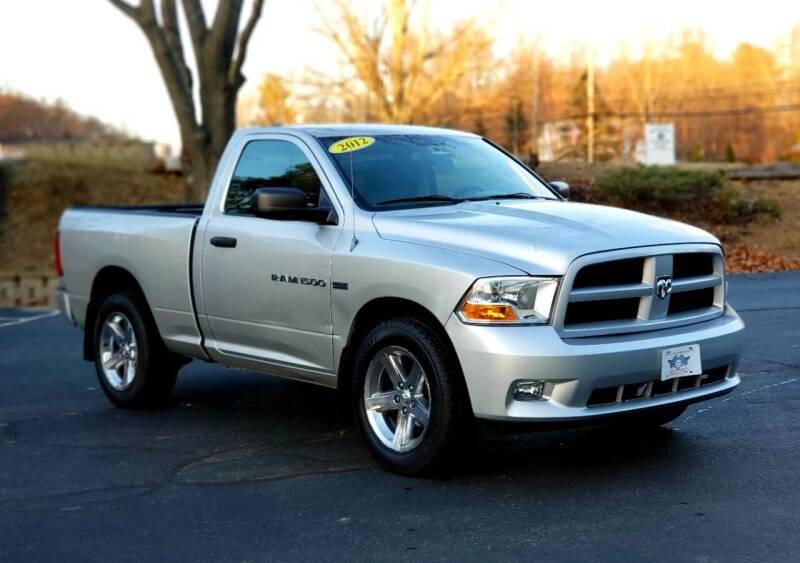 2012 RAM Ram Pickup 1500 for sale at Flying Wheels in Danville NH