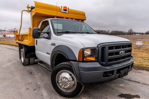 2006 Ford F-550 Super Duty for sale at Fruendly Auto Source in Moscow Mills MO