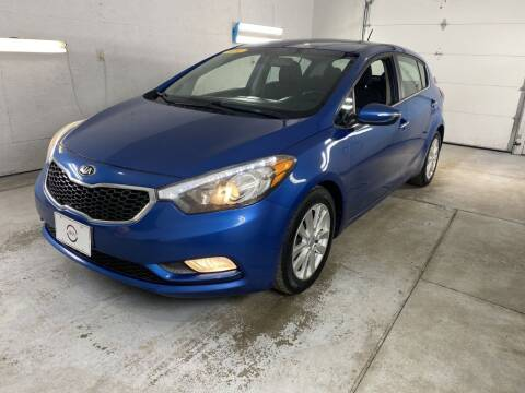 2015 Kia Forte5 for sale at 4 Friends Auto Sales LLC in Indianapolis IN
