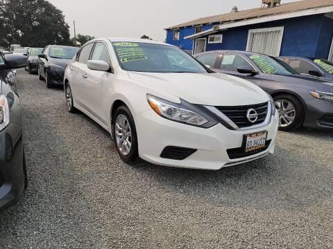 2018 Nissan Altima for sale at La Playita Auto Sales Tulare in Tulare CA