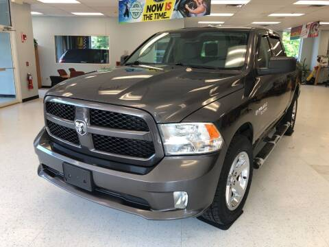 2015 RAM Ram Pickup 1500 for sale at Grace Quality Cars in Phillipston MA