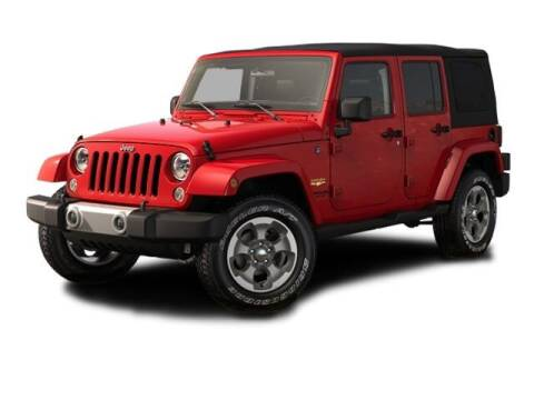 2015 Jeep Wrangler Unlimited for sale at Terry Lee Hyundai in Noblesville IN