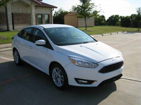 2018 Ford Focus for sale at Bad Credit Call Fadi in Dallas TX