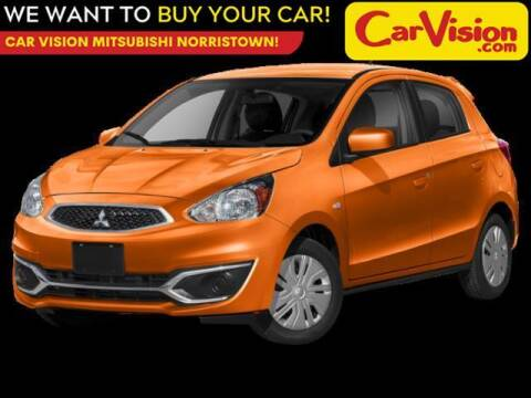 2020 Mitsubishi Mirage for sale at Car Vision Mitsubishi Norristown in Norristown PA
