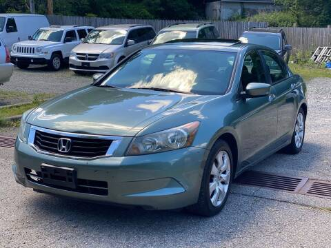 2008 Honda Accord for sale at AMA Auto Sales LLC in Ringwood NJ