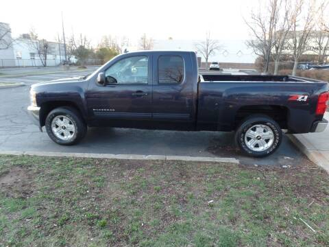 2012 Chevrolet Silverado 1500 for sale at CAR CORNER RETAIL SALES in Manchester CT