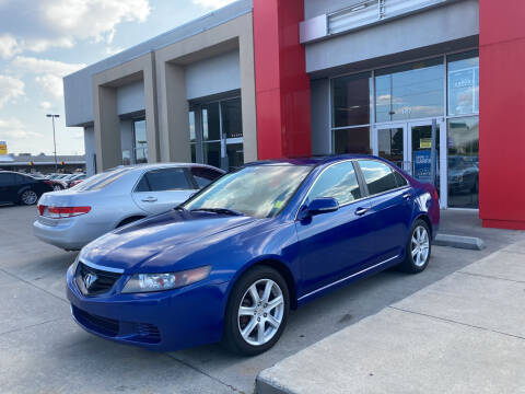 2004 Acura TSX for sale at Thumbs Up Motors in Warner Robins GA