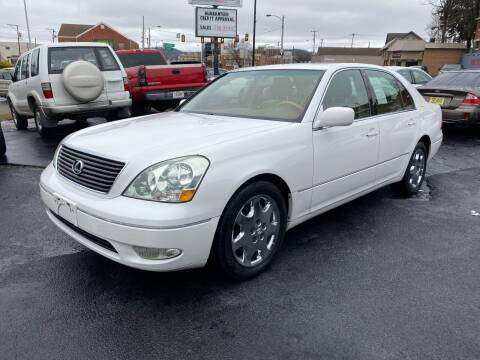 2002 Lexus LS 430 for sale at All American Autos in Kingsport TN