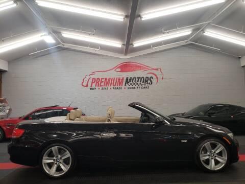 2008 BMW 3 Series for sale at Premium Motors in Villa Park IL