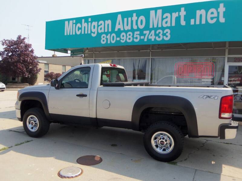 2007 GMC Sierra 3500HD for sale at Michigan Auto Mart in Port Huron MI
