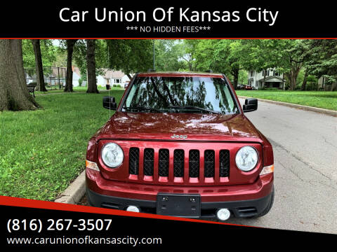 2016 Jeep Patriot for sale at Car Union Of Kansas City in Kansas City MO