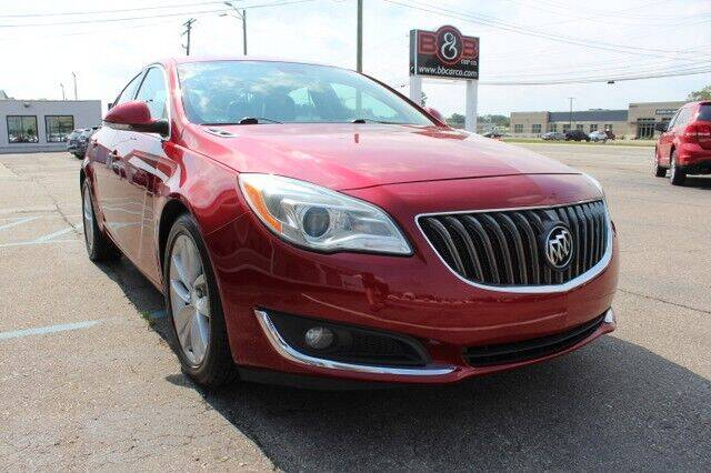 2014 Buick Regal for sale at B & B Car Co Inc. in Clinton Township MI