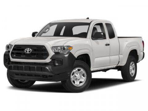 2018 Toyota Tacoma for sale at SCOTT EVANS CHRYSLER DODGE in Carrollton GA