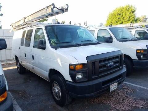2010 Ford E-Series Cargo for sale at High Line Auto Sales in Salt Lake City UT