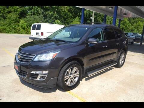 2017 Chevrolet Traverse for sale at Inline Auto Sales in Fuquay Varina NC