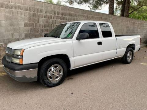 2004 Chevrolet Silverado 1500 for sale at Atwater Motor Group in Phoenix AZ