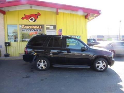 2007 Chevrolet TrailBlazer for sale at Cardinal Motors in Fairfield OH