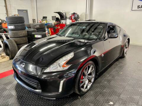 2014 Nissan 370Z for sale at Weaver Motorsports Inc in Cary NC