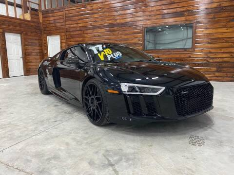 2017 Audi R8 for sale at A & V MOTORS in Hidalgo TX