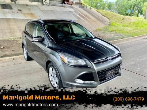 2015 Ford Escape for sale at Marigold Motors, LLC in Pekin IL
