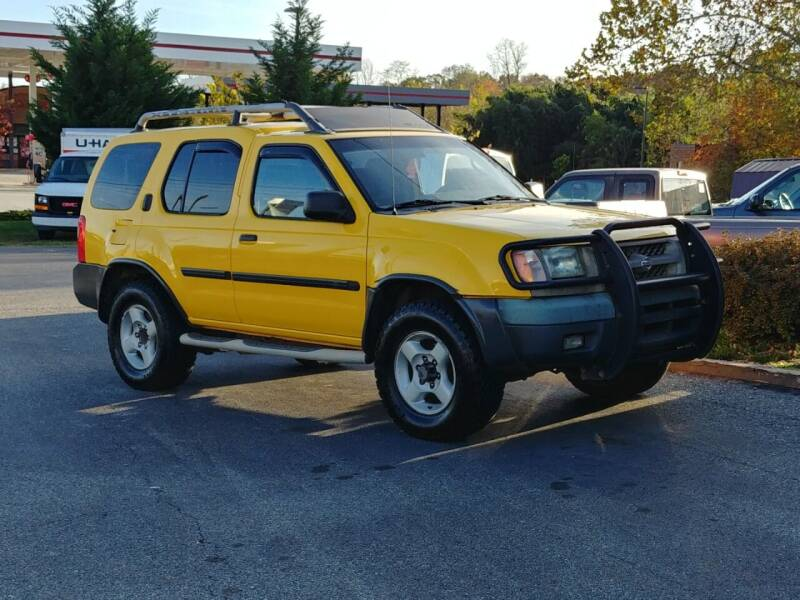 2001 Nissan Xterra for sale at Regional Auto Sales in Madison Heights VA
