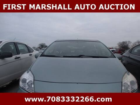 2013 Toyota Prius for sale at First Marshall Auto Auction in Harvey IL
