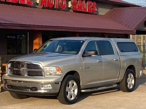 2009 Dodge Ram Pickup 1500 for sale at Affordable Auto Sales in Cambridge MN