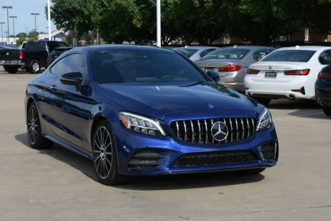 2020 Mercedes-Benz C-Class for sale at Silver Star Motorcars in Dallas TX