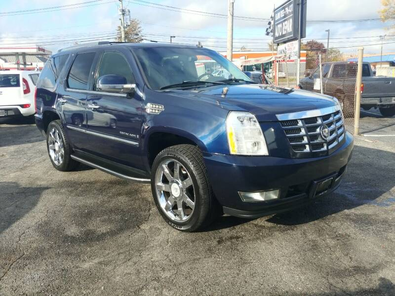 2008 Cadillac Escalade for sale at Viking Auto Group in Bethpage NY