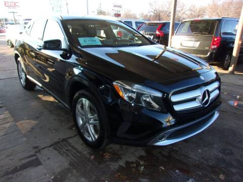 2016 Mercedes-Benz GLA for sale at World Wide Automotive in Sioux Falls SD