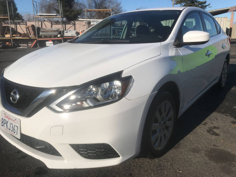 2018 Nissan Sentra for sale at AutoDistributors Inc in Fulton CA