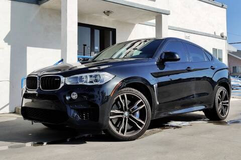 2017 BMW X6 M for sale at Fastrack Auto Inc in Rosemead CA
