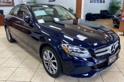 2017 Mercedes-Benz C-Class for sale at Adams Auto Group Inc. in Charlotte NC