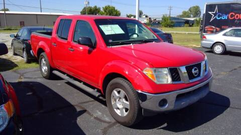 2008 Nissan Frontier for sale at Nelson Car Country in Bixby OK