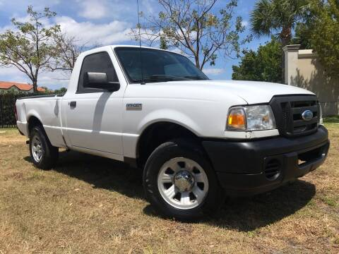 2008 Ford Ranger for sale at Kaler Auto Sales in Wilton Manors FL