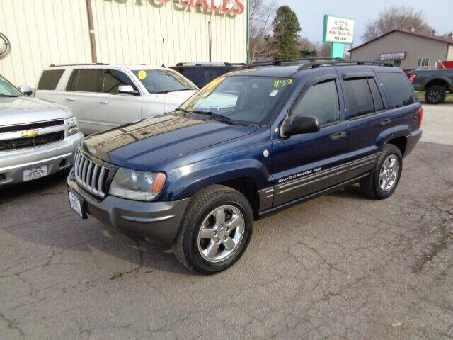 2004 Jeep Grand Cherokee for sale at De Anda Auto Sales in Storm Lake IA