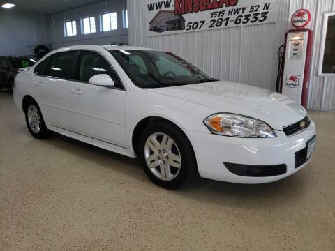 2011 Chevrolet Impala for sale at Kinsellas Auto Sales in Rochester MN